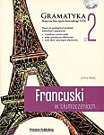 Francuski w tłumaczeniach. Gramatyka 2 Książka+CDmp3