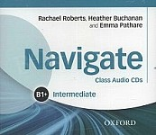 Navigate Intermediate B1+ Class Audio CD (3)