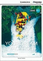 Your Dream Vacation Book with Online Access