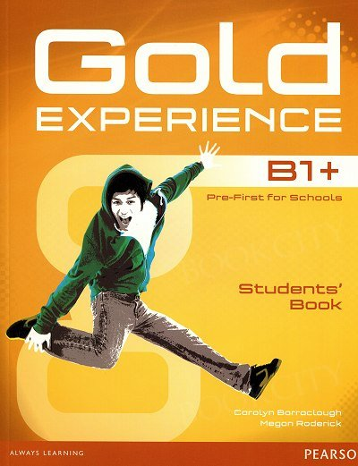 Gold Experience B1+ Student's Book with Multi-ROM