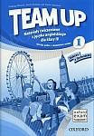 Team Up 1 (WIELOLETNI 2015) Materiały ćwiczeniowe - wersja pełna & Oxford Sprawdzian bez tajemnic 1. Online Practice