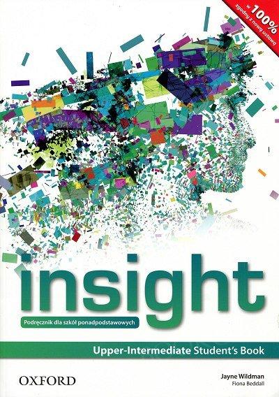 Insight Upper-Intermediate podręcznik