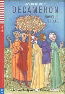 Decameron – Novelle scelte Książka+CD