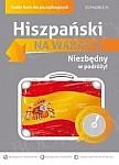 Hiszpański Na wakacje. Audio Kurs dla początkujących Książka+CD