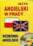 Język angielski w pracy Rozmówki angielskie Książka+mp3