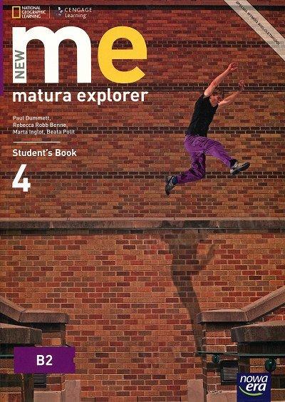 Matura Explorer New 4 podręcznik