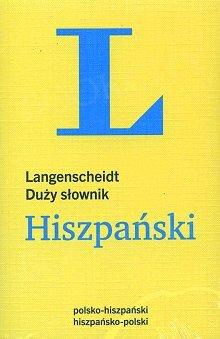 Duży Słownik Hiszpański