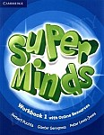 Super Minds 1 Workbook with Online Resources