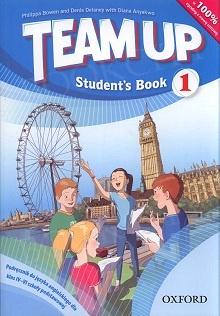 Team Up 1 (WIELOLETNI 2015) podręcznik