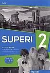 Super! 2 Zeszyt Ćwiczeń + Audio CD + Filmy DVD