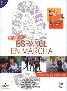 Nuevo Espanol en marcha Basico A1+A2 Ćwiczenia + CD