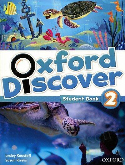 Oxford Discover 2 podręcznik