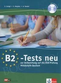 B2 Tests neu Testbuch + CD