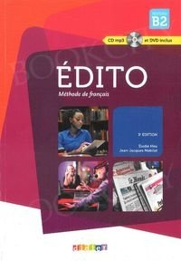 Edito B2 (3 edition) podręcznik