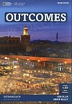 Outcomes (2nd Edition) B1+ Intermediate Student's Book + Access Code + Class DVD (z kodem)