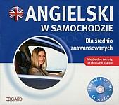 Angielski w samochodzie Dla średnio zaawansowanych CD-Audio