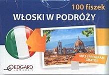 Włoski 100 fiszek W podróży Fiszki + mp3 online