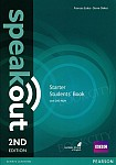 Speakout Starter (2nd edition) Student's Book with DVD-ROM (bez kodu)