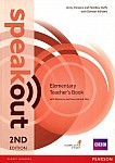 Speakout Elementary (2nd edition) Teacher's Book with Resource & Assessment Disc