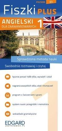 Angielski Fiszki PLUS dla zaawansowanych 1 Fiszki + program + mp3 online