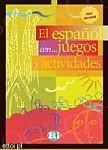 El español con...juegos y actividades ( 1 nivel elemental)