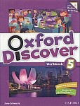 Oxford Discover 5 Workbook With Online Practice Pack