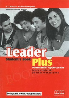 Leader Plus Podręcznik