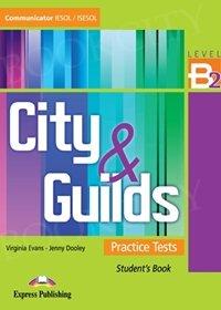 City & Guilds Practice Tests Communicator B2 podręcznik