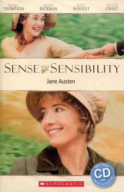 Sense and Sensibility Book and CD