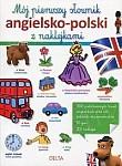 Mój pierwszy słownik angielsko-polski z naklejkami