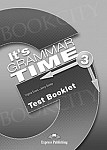 It's Grammar Time 3 Test Booklet