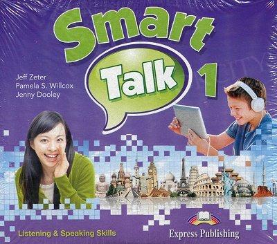 Smart Talk: Listening & Speaking Skills 1 Class Audio CDs