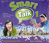 Smart Talk: Listening & Speaking Skills 1 Class Audio CDs