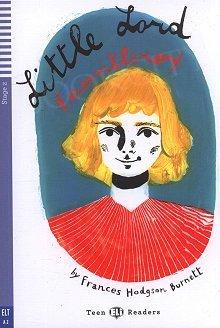 Little Lord Fauntleroy (poziom A2) Książka+CD