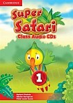 Super Safari 1 Class Audio 2CD