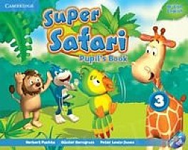 Super Safari 3 Book + DVD