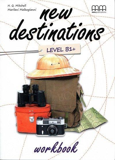 New Destinations B1+ ćwiczenia