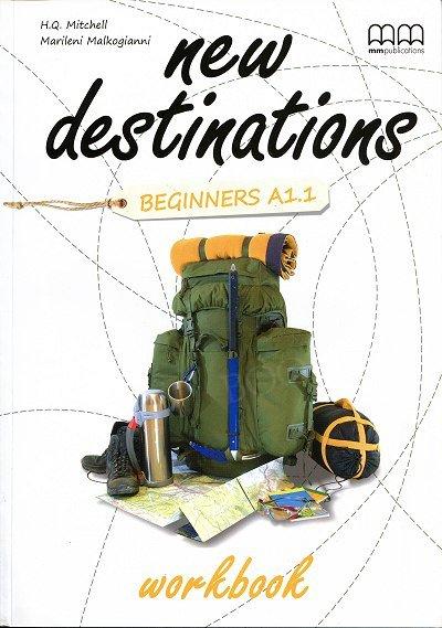 New Destinations Beginners ćwiczenia