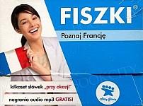 Fiszki Język francuski - Poznaj Francję