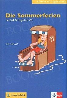 Die Sommerferien (poziom A1) Książka+CD