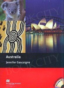 Australia (poziom Upper Intermediate) nowa edycja Książka+CD Pack