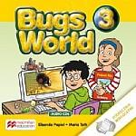 Bugs World 3 (WIELOLETNI 2016) Audio CD