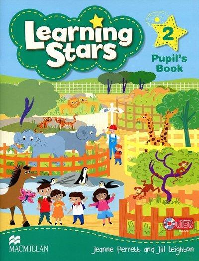 Learning Stars 2 Książka ucznia