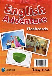 New English Adventure 3 Flashcards