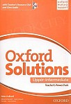 Oxford Solutions Upper-Intermediate Teacher's Power Pack