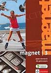 Magnet 3 Podręcznik z CD (wieloletni)