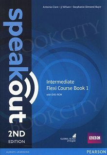 Speakout Intermediate (2nd edition) Student's Book Flexi 1