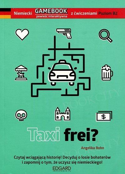 Taxi frei? Gamebook