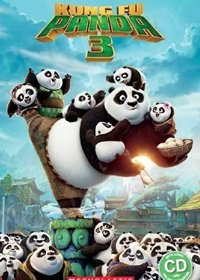 Kung Fu Panda 3 (Poziom 3) Reader + Audio CD