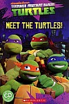 Teenage Mutant Ninja Turtles: Meet the Turtles! (poziom Starter) Reader + Audio CD